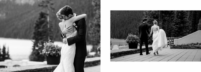 Hugs First Look Photos Chateau Lake Louise Photos