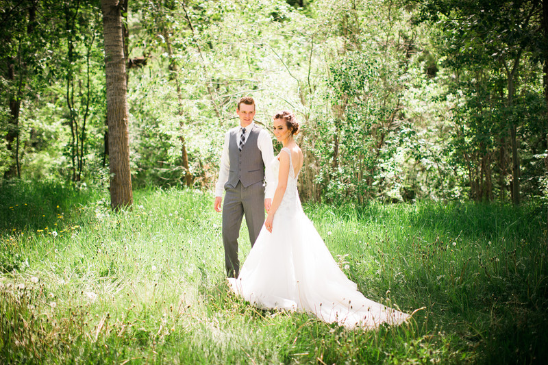 Calgary Wedding Photographers Forest Photos