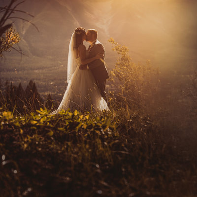 Banff Wedding Photographers & Silvertip Canmore Photos
