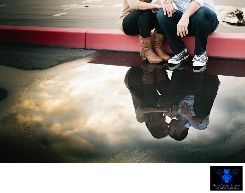 Best Long Beach Engagement Photographers