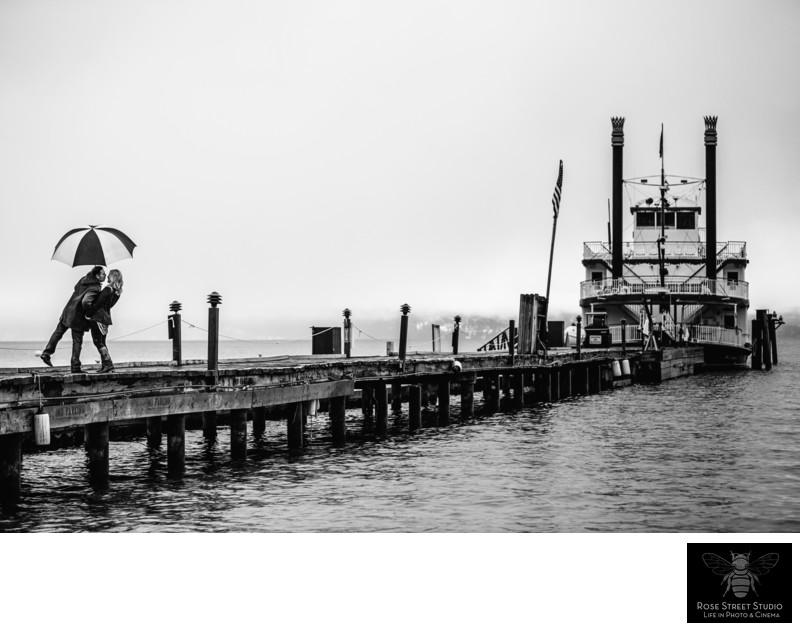 Engagement Photographers in Lake Tahoe