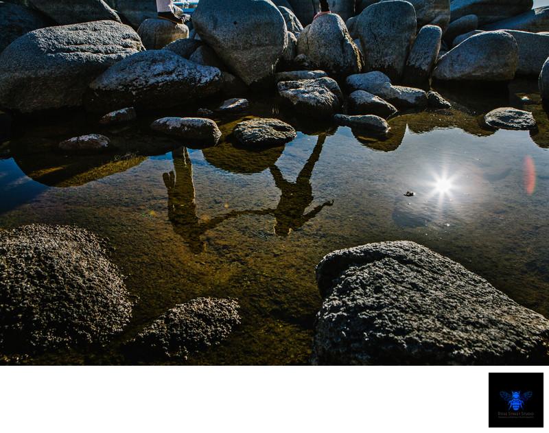 Zephyr Cove Engagement Photographer