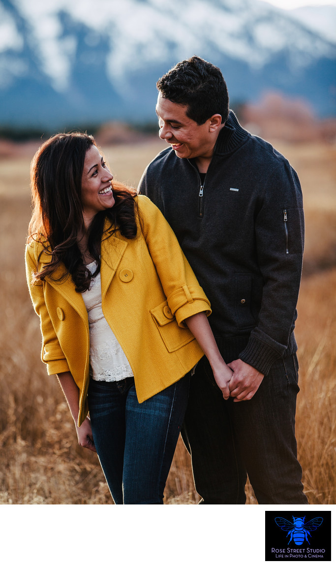 Best Engagement Photographer Lake Tahoe