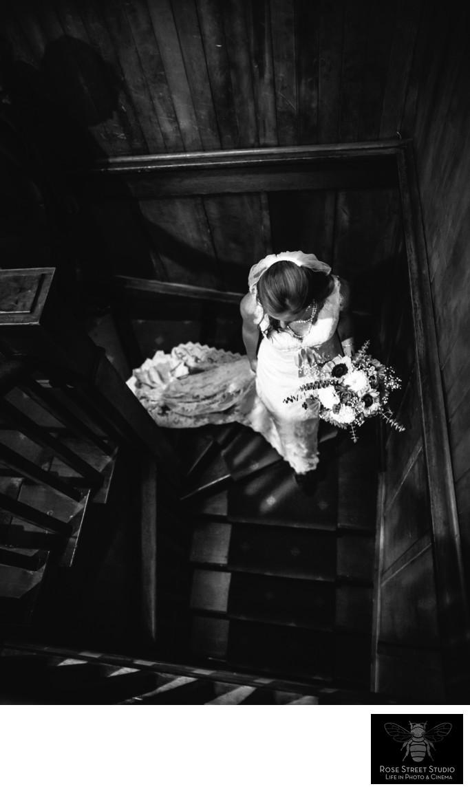 Bride at Valhalla