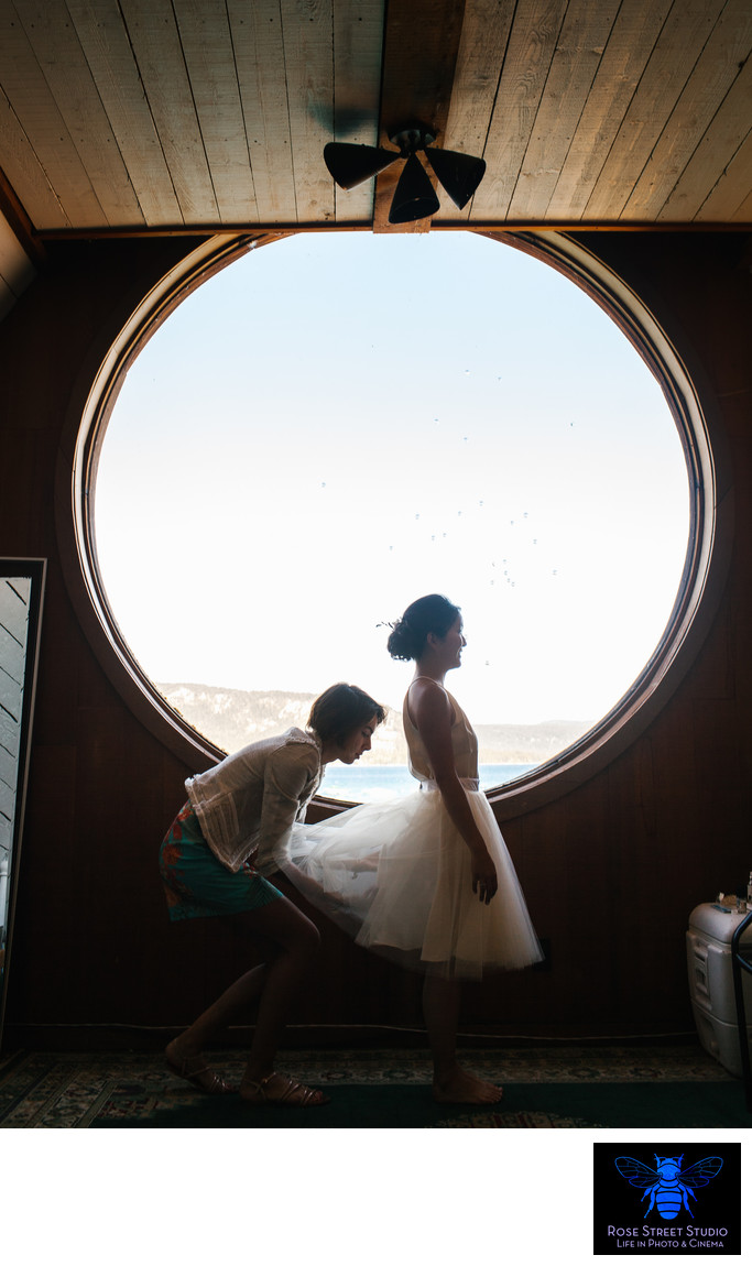 Wedding Pictures in Lake Tahoe