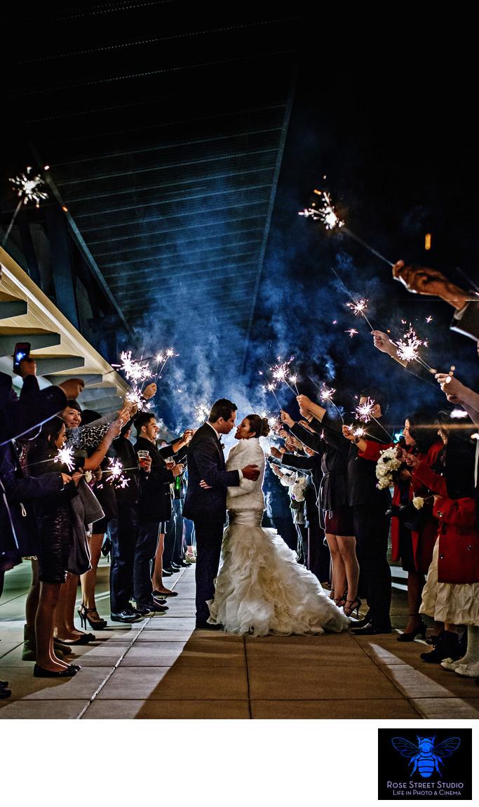 Fun Wedding Photographer in Reno