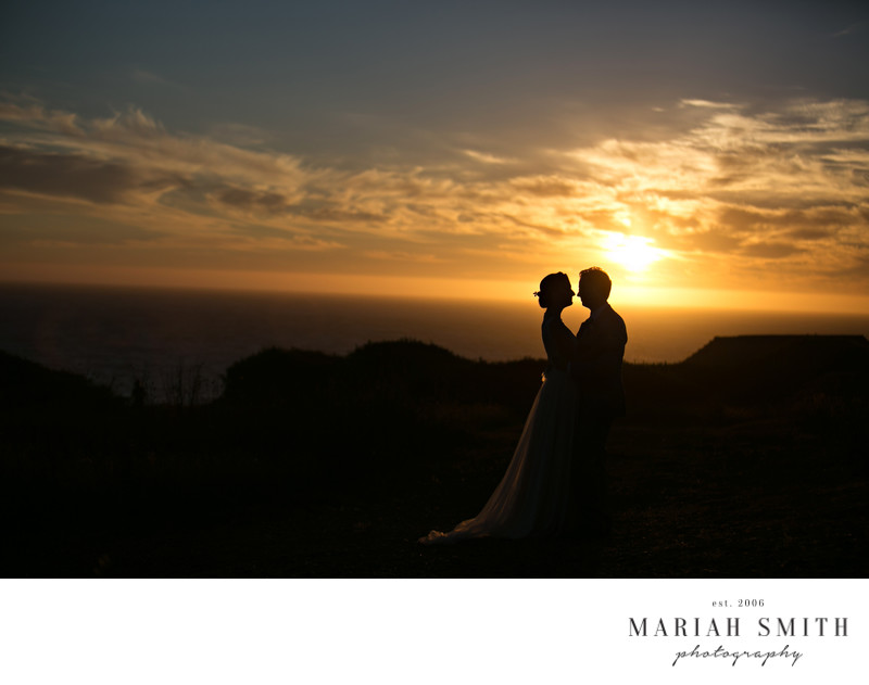 Best beach wedding photography in Sea Ranch