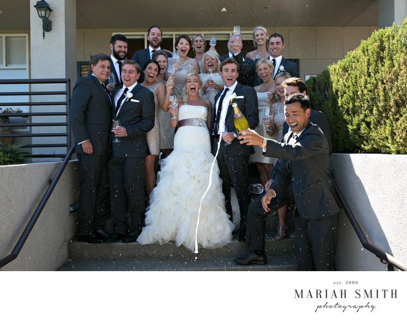 Sbragia winery wedding photographer