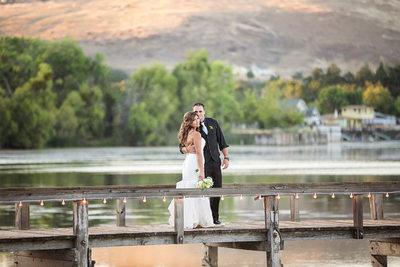 Lake Wedding Photography