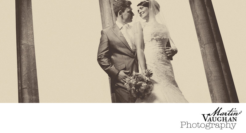 Top wedding photography Portmeirion North Wales