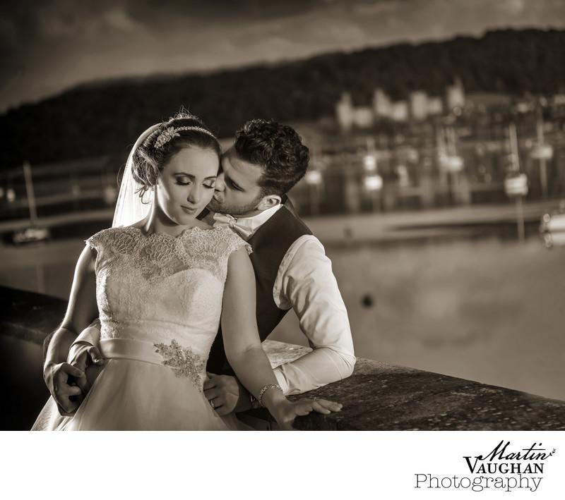 Quay Hotel and Spa wedding photos Deganwy North Wales