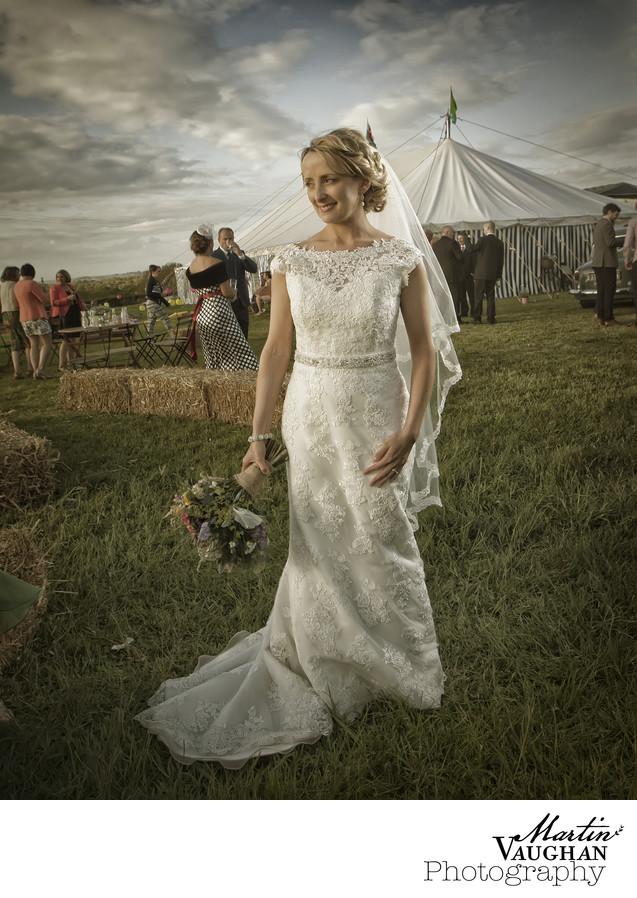Wedding photography Caernarfon by Martin Vaughan