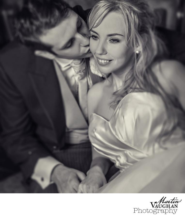 Best wedding photographer Chateau Rhianfa Angelsey