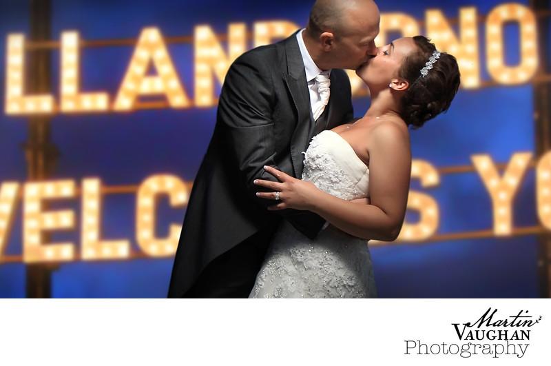 Llandudno wedding photography St Georges Hotel