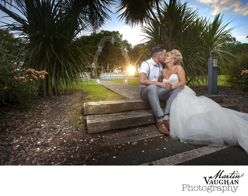 Summer wedding photography Tre Ysgawen Hall Angelsey