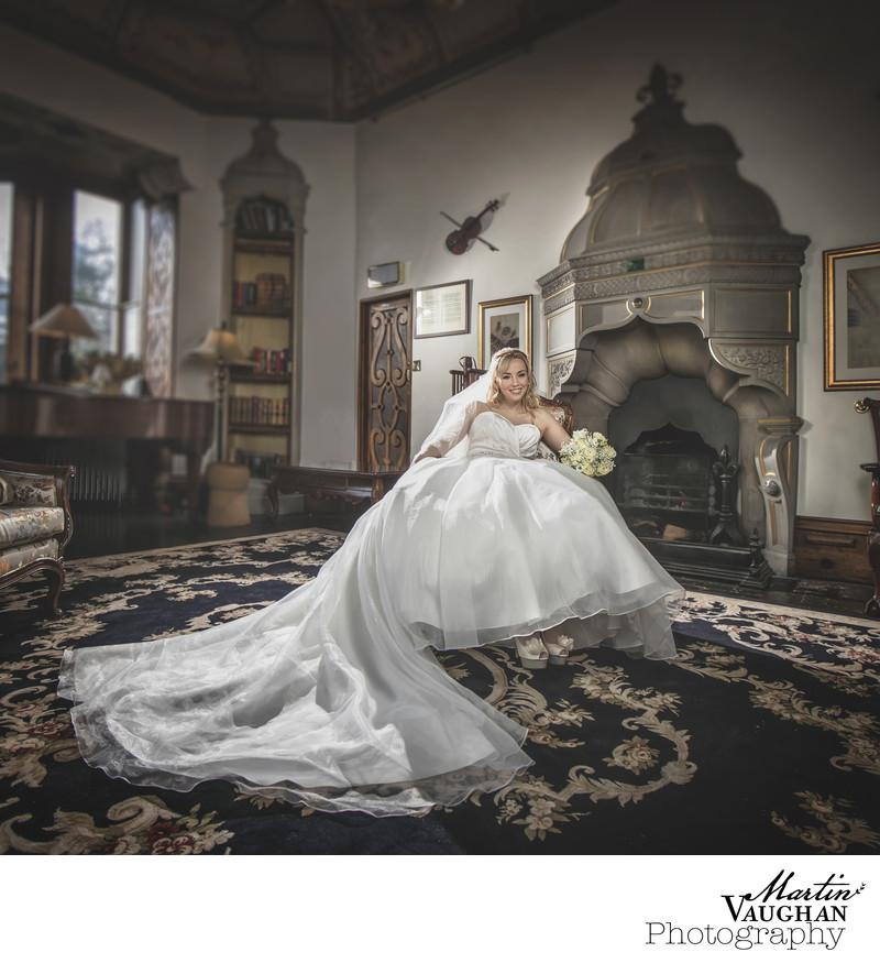 Chateau Rhianfa amaZing wedding photography