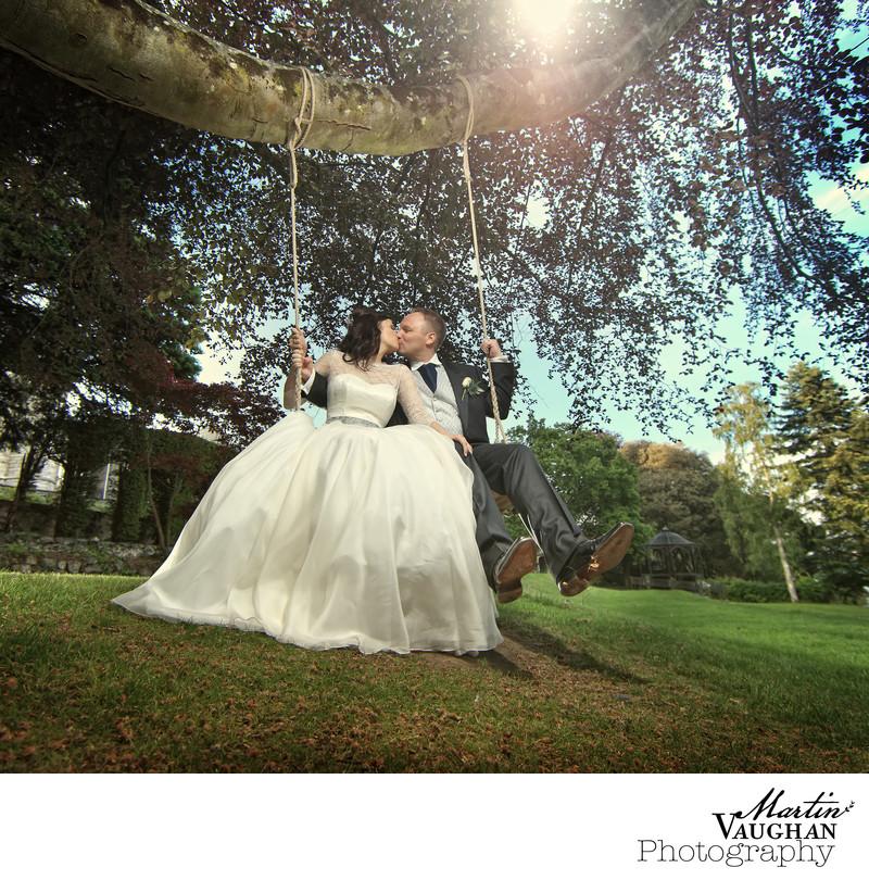 Chateau Rhianfa wedding