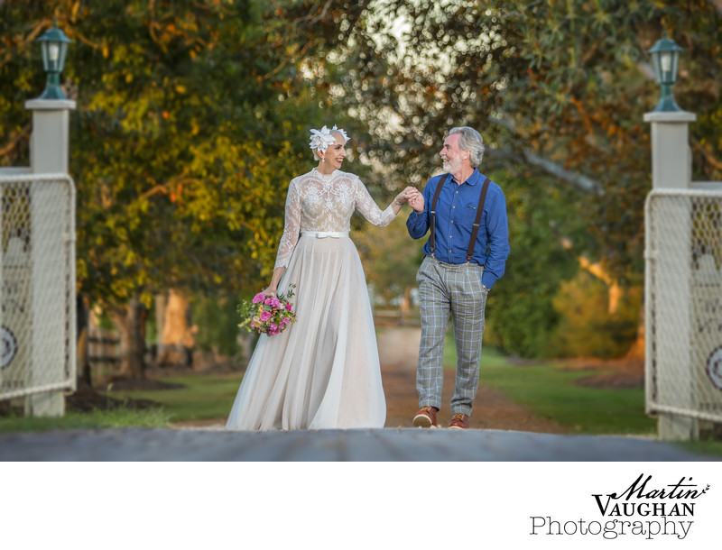 Australia Queensland wedding by Martin Vaughan Photography