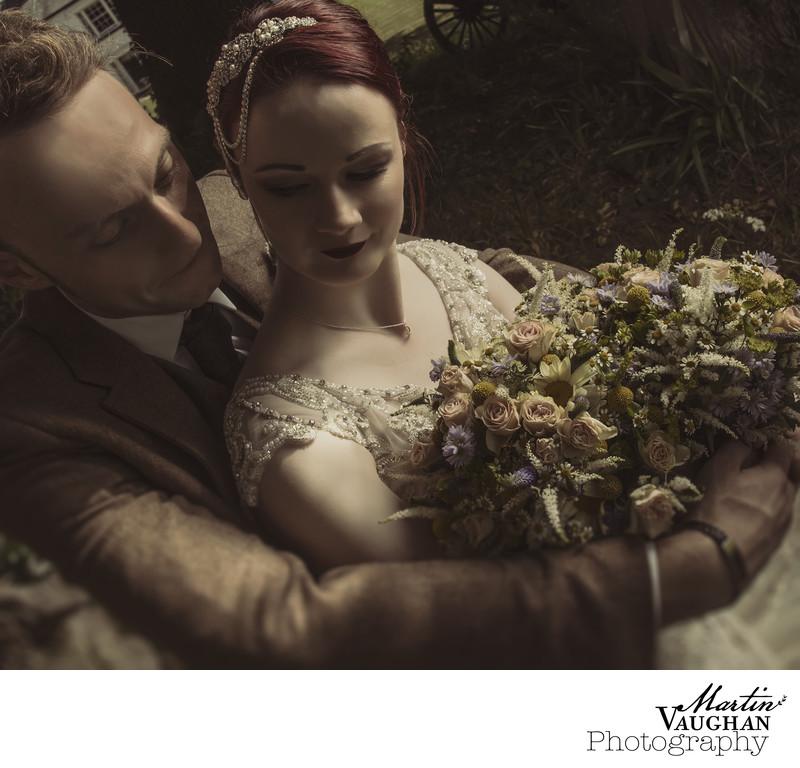 Stylish North West wedding photography