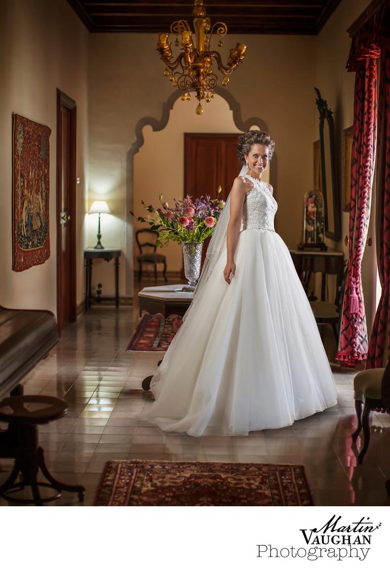 Destination Wedding Photography by Martin Vaughan