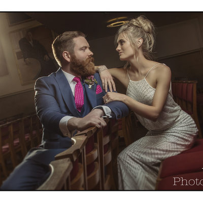 Actor gets married Rydal Penrhos Theatre