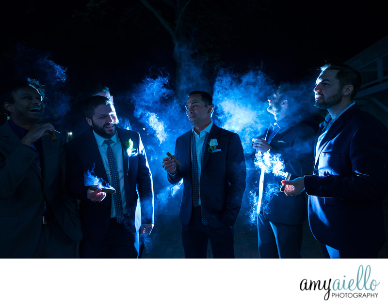 Chicago Byron Colby Barn Wedding Grayslake IL rustic wedding with special effects dramatic lighting