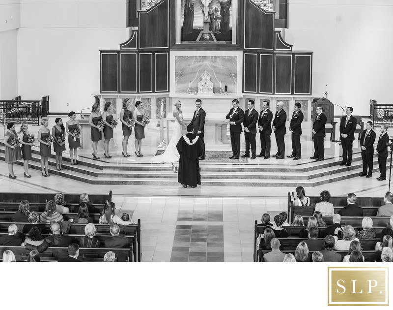 New Hope Catholic Wedding