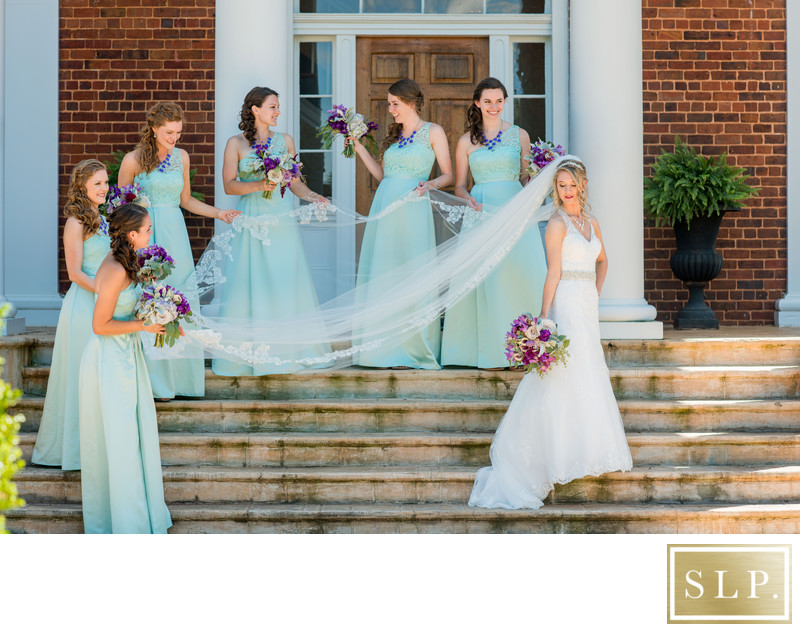West Manor Bridal Party