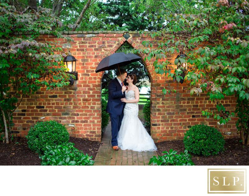 Forest Virginia Wedding