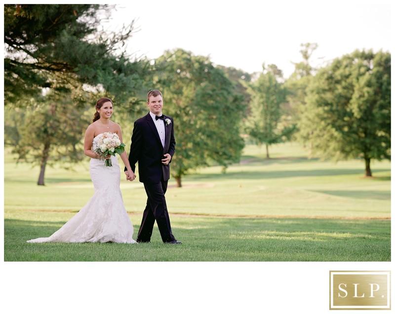Roanoke Country Club Wedding