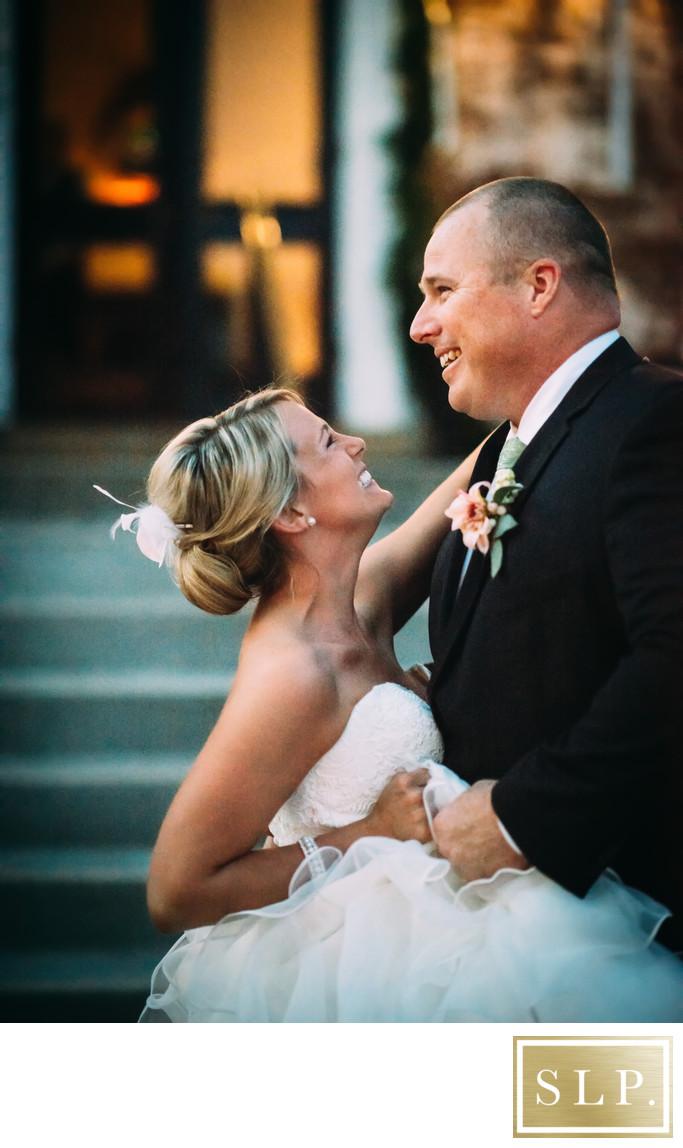 Lynchburg Wedding Reception