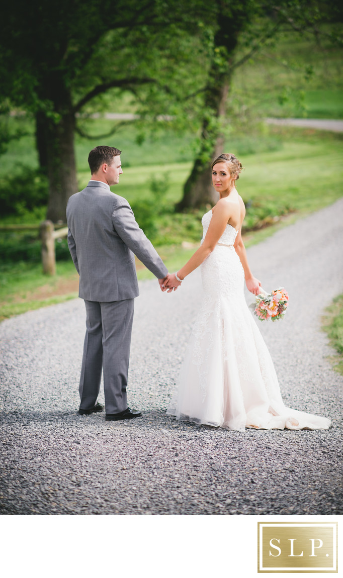 Diamond V Farm Wedding