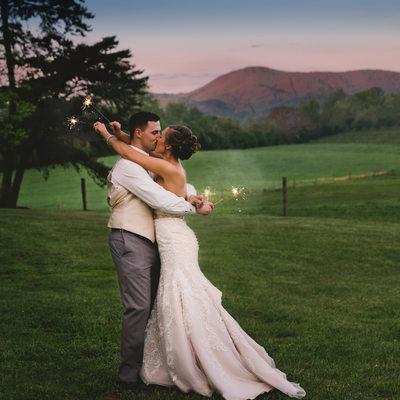 Diamond V Farm Wedding Photographer