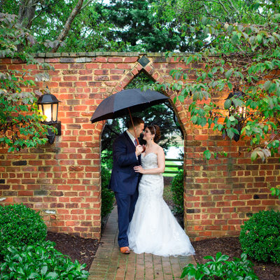 Forest Virginia Wedding