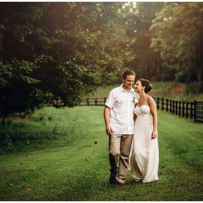 Lodge at Charlemont Wedding - Goode, VA