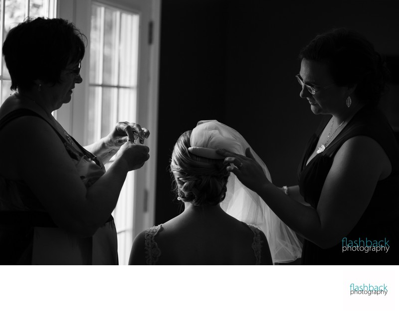 Peterborough Curling Club Wedding Photographer