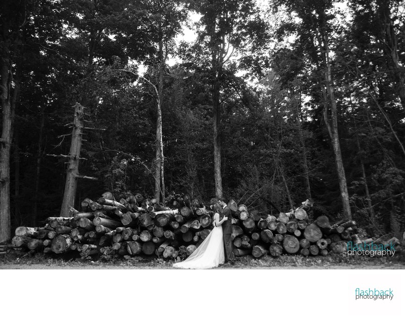 Tiffin Centre for Conservation Wedding Pics
