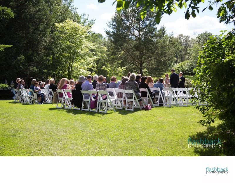 Ficklewood Farm Orillia Wedding