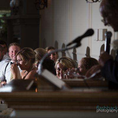 Hawkridge Golf Club Emotional Wedding Speech