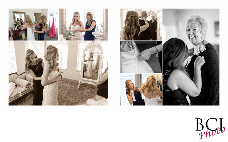 bride getting ready shots at the mansion at tuckahoe