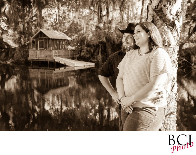 Florida Engagement Session Images