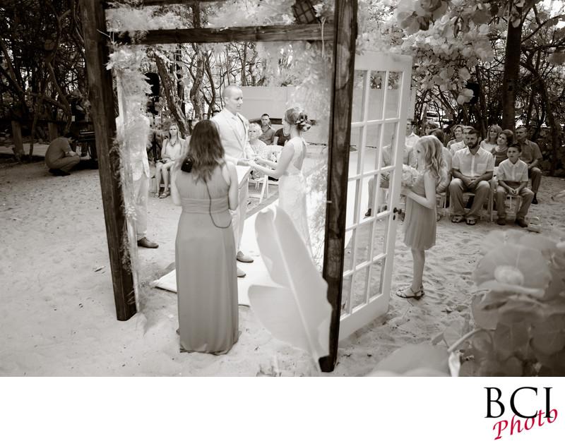 Unique wedding photographers of the palm beaches