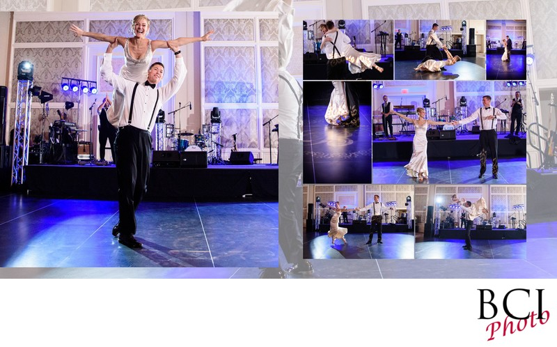 Best First Dance Ever at the Four Seasons Disney Resort