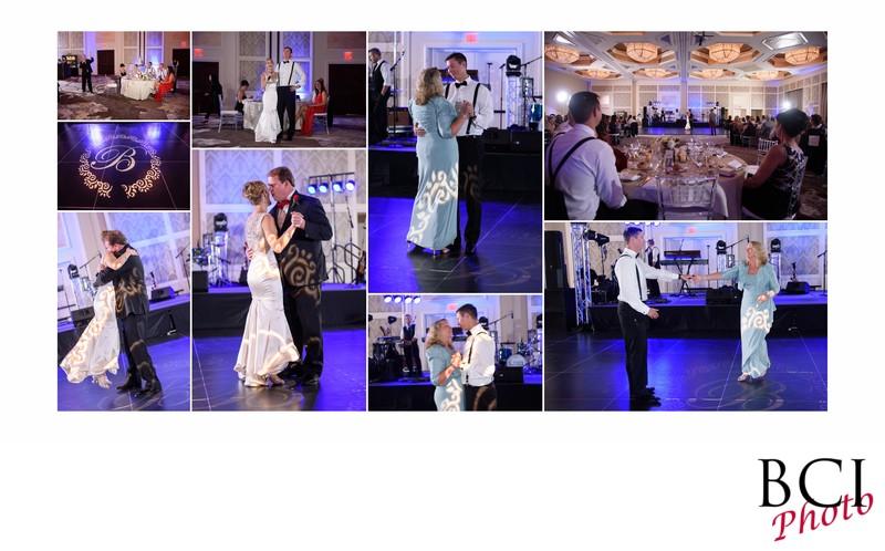 Parent dance photos from Disney Weddings