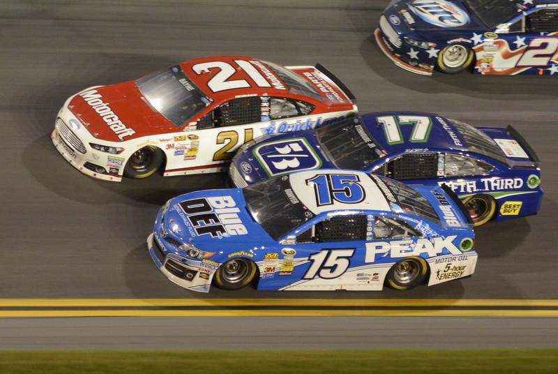 NASCAR SPRINT CUP SERIES: Coke Zero 400
