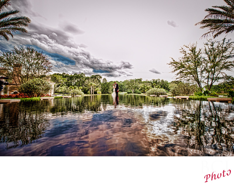 Most stunning wedding photography in Orlando