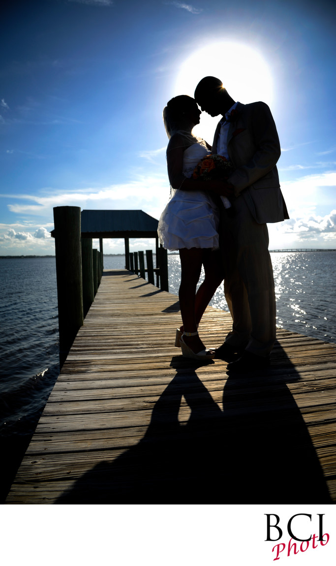 Hot Florida Beach Wedding Images