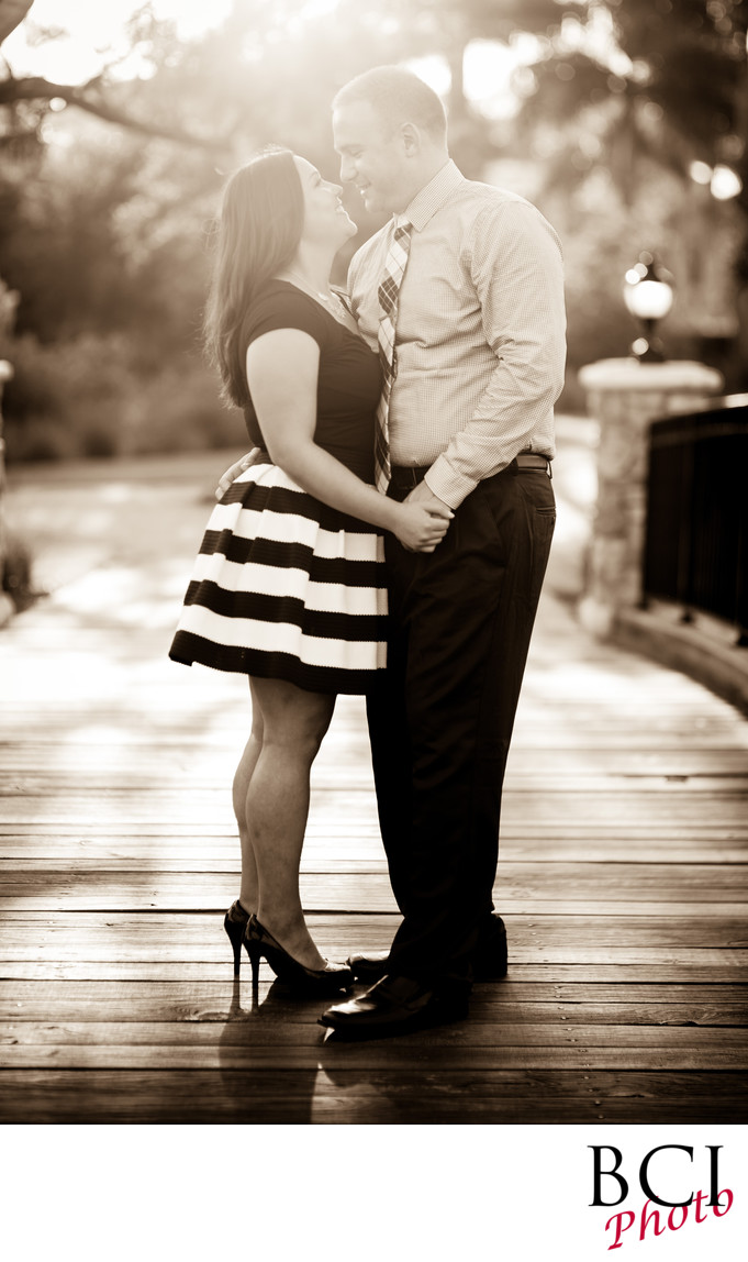 Romantic E Session images
