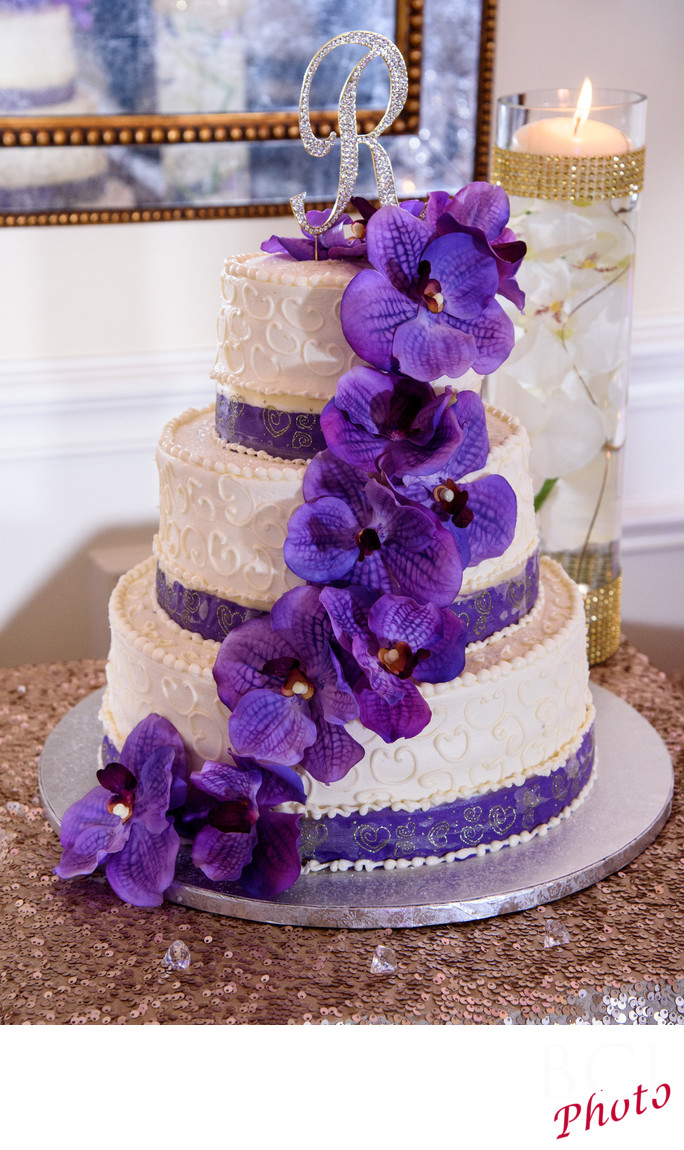 Wonderful wedding cake photographs