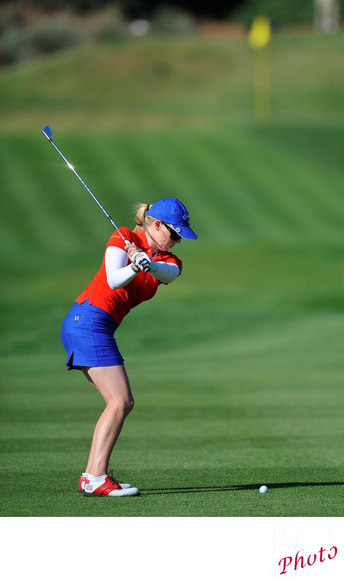 LPGA 2010-Maria Hjorth Wins Tour Championship